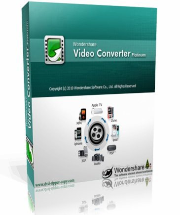 Как преобразовать видео программой Wondershare video converter?