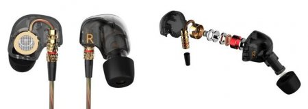 Гарнитура KZ-ATE In-Ear 3.5mm