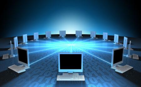 Как создать локальную сеть через интернет?
