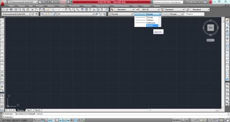 Как создать новый простой тип линии в программе AutoCAD?
