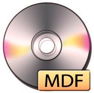 Как открыть файл mdf? Диск с надписью MDF