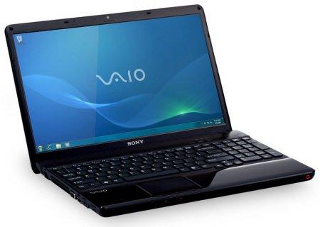 Обзор ноутбука Sony VAIO VPC-EB12FX