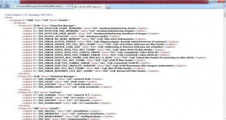 Как открыть файл xml?