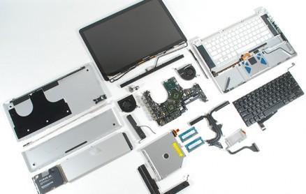 Из чего состоит ноутбук - разбираем по запчастям.