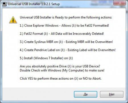 Как установить Windows c флешки?