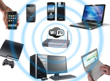создание домашней wi-fi сети