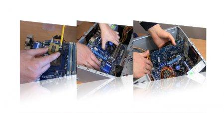 Сборка компьютера. Установка комплектующих в корпус