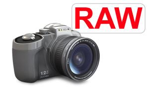 Что такое RAW формат фотографий?