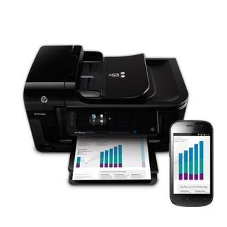 Как распечатать документы с мобильного устройства?