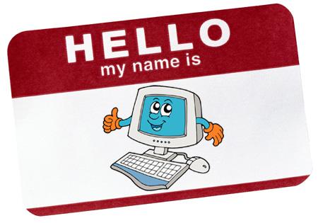 Как изменить имя компьютера?