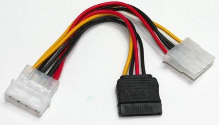 шнур питания для SATA диска