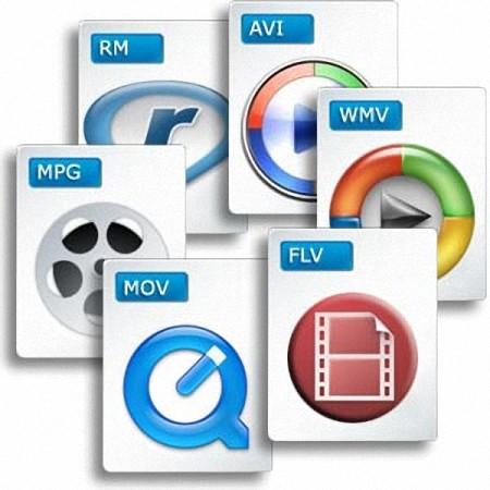 Как поменять контейнер видео?