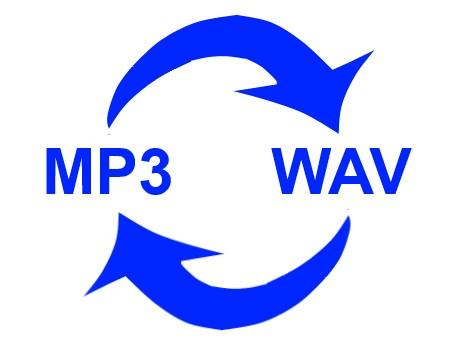 Как конвертировать mp3 в wav?