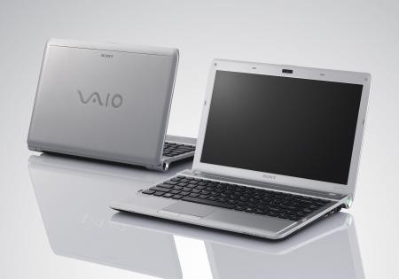 Нужен стильный и надежный ноутбук — Sony Vaio подойдет!