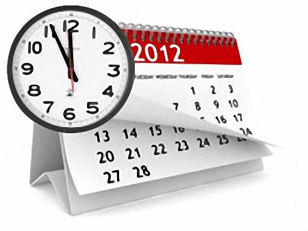Как установить дату и время на компьютере?