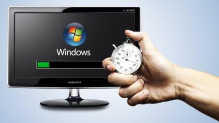 Как ускорить включение компьютера? Уменьшаем время включения компьютера самостоятельно