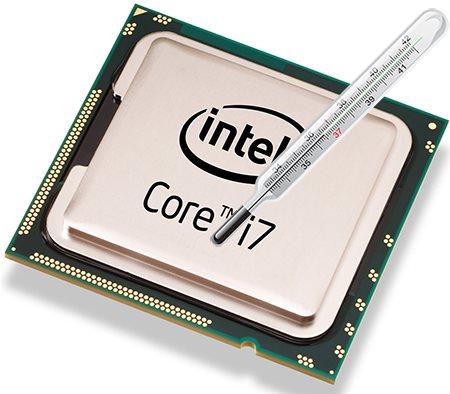 Какая должна быть температура процессора?
