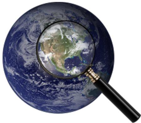 Определение местоположения по ip адресу