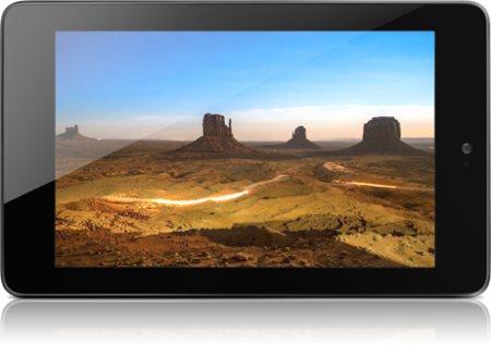 Google Nexus 7 – игровой планшет на Андроид ОС
