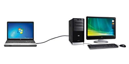 Как установить сеть между компьютерами?