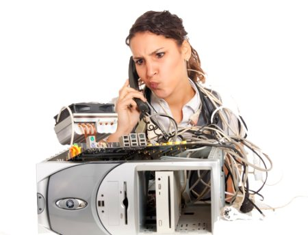 Что делать, если не включается компьютер?