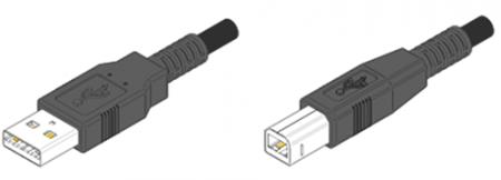 кабель подключения принтера к компьютеру