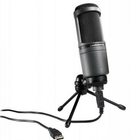USB микрофон для компьютера