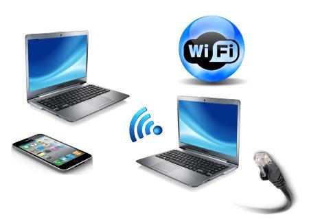 Как раздать WiFi с ноутбука?