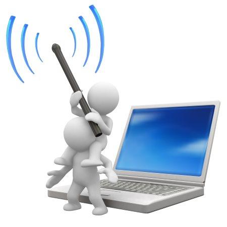 Как настроить WiFi на ноутбуке?