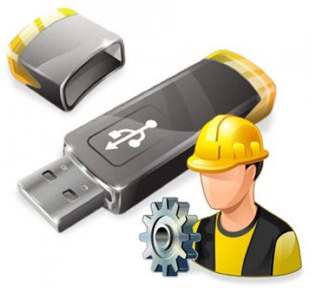 Восстановление файлов с флешки