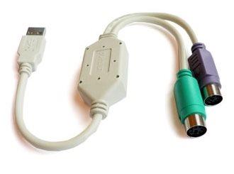 Переходник PS/2 к USB