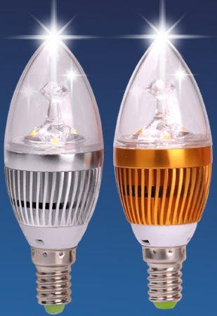 Светодиодная LED лампа 9 Вт E14 типа свеча из интернет-магазина AliExpress