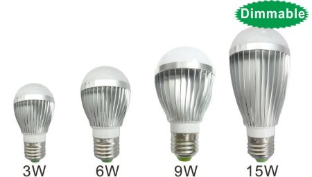 LED лампа 9 Вт E27 от производителя XY-Light из магазина AliExpress