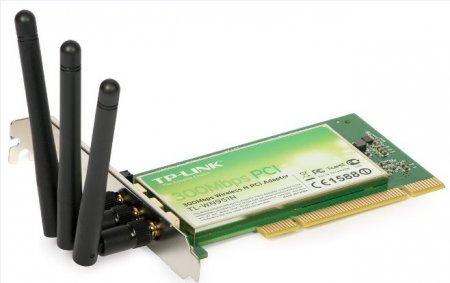 Внутренний WiFi адаптер
