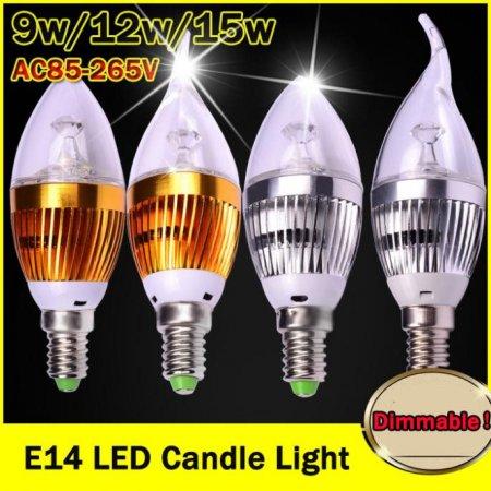 Компактные лампочки свечки