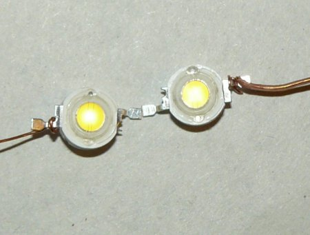 Кристаллы при малых токах