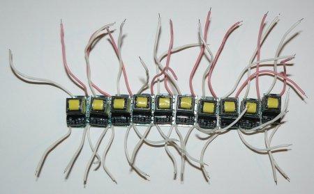 Драйверы для питания светодиодных ламп