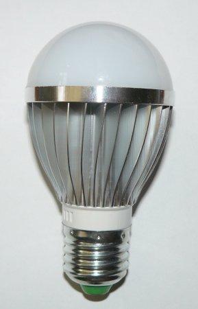 Самостоятельно собранная лампа