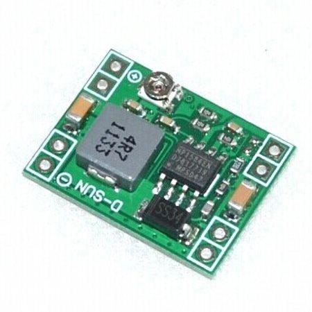 Понижающий регулируемый DC-DC преобразователь на чипе XM1584 из магазина AliExpress