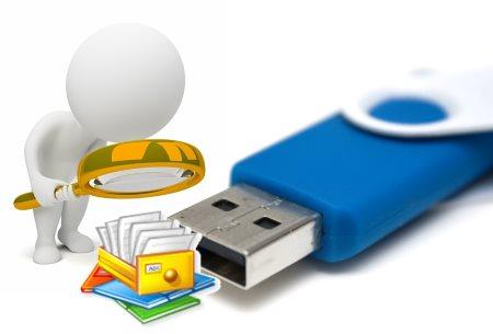 Как восстановить удаленные файлы с флешки?