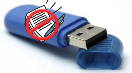 Как снять защиту от записи с флешки?