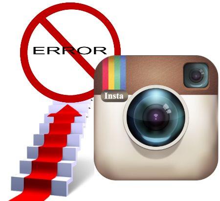 Ошибки в продвижении Инстаграм