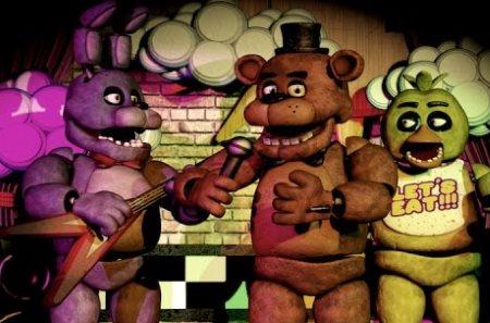 Обзор на «5 ночей с Фредди» (Five Nights at Freddy's)