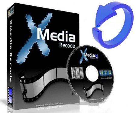Как перевернуть видео и сохранить в XMedia Recode?
