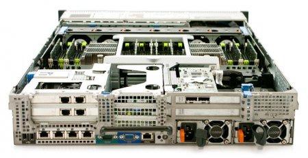 Сервер задняя панель