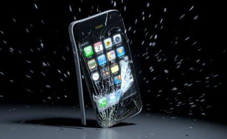 Что ломается в iPhone?