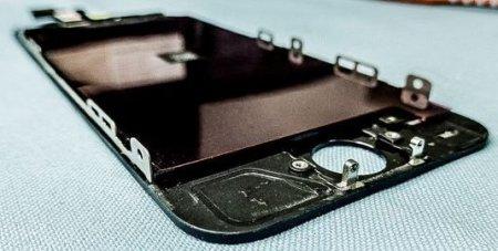 Новый тачскрин с экраном Айфона