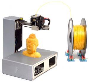 Что такое 3D принтер?