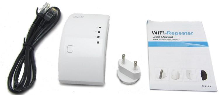 Повторитель беспроводной сети Wireless AC750 WRE6505 v2