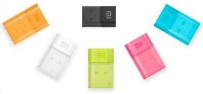 Фото WiFi адаптер Xiaomi Pocket 150Mbps USB2.0 Mi WiFi Adapter
